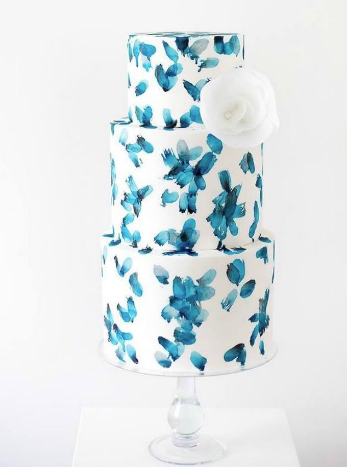 svadbene torte 4 Svadbene torte predivnih detalja