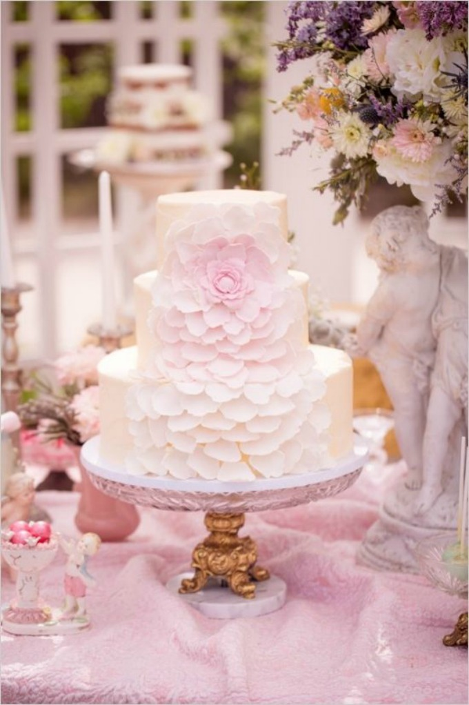 svadbene torte 7 Svadbene torte predivnih detalja