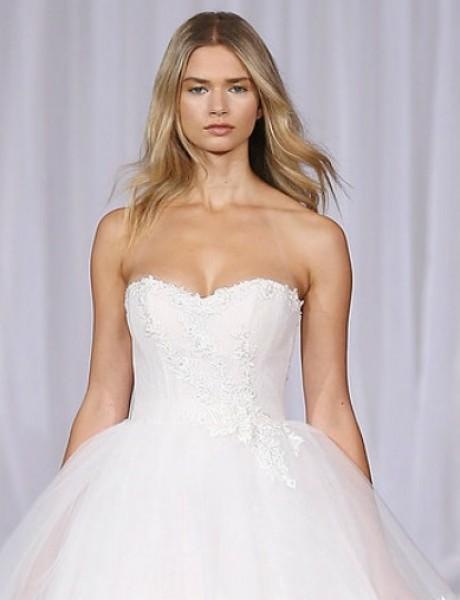Najlepše princeza venčanice sa Bridal Fashion Week-a