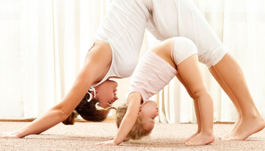 vezbanje sa decom Fitnes u trudnoći: Saveti za vežbanje
