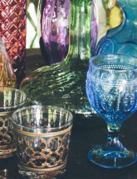 Čaše u boji za vaše venčanje