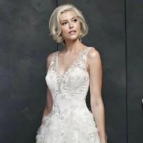 Elegantne zimske venčanice