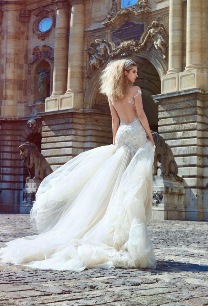 Galia Lahav venčanica Venčanice inspirisane njujorškim glamurom