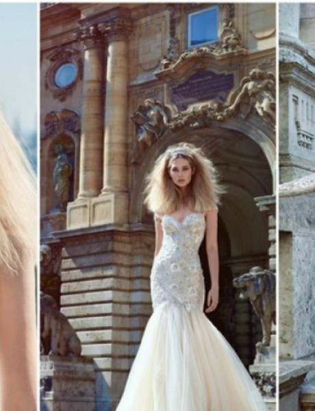 Venčanice inspirisane njujorškim glamurom