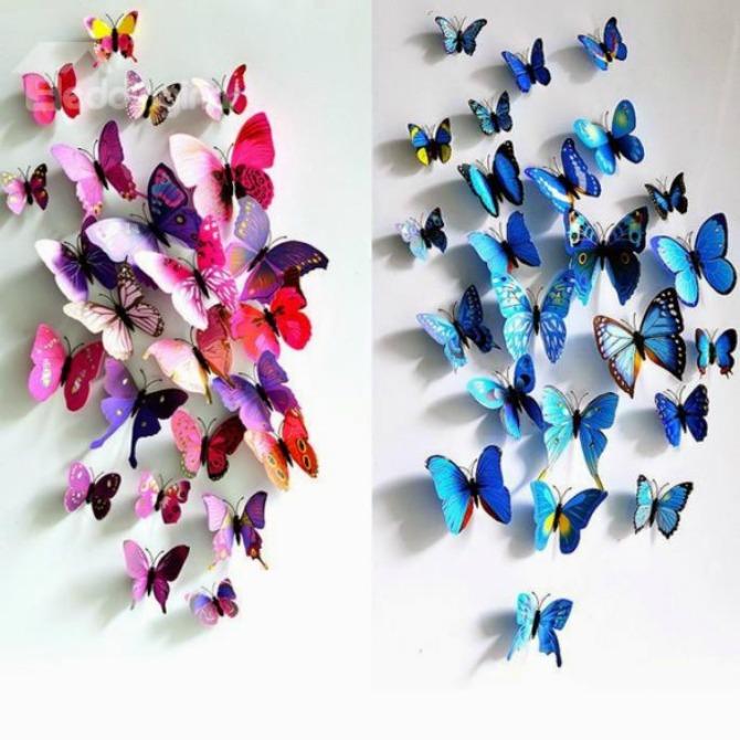dekorativne nalepnice1 Ulepšajte vaš dom zidnim dekorativnim nalepnicama