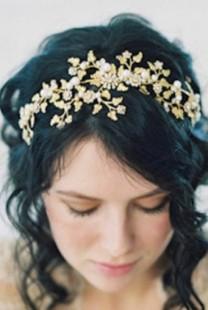 Romantične jesenje frizure za mladu
