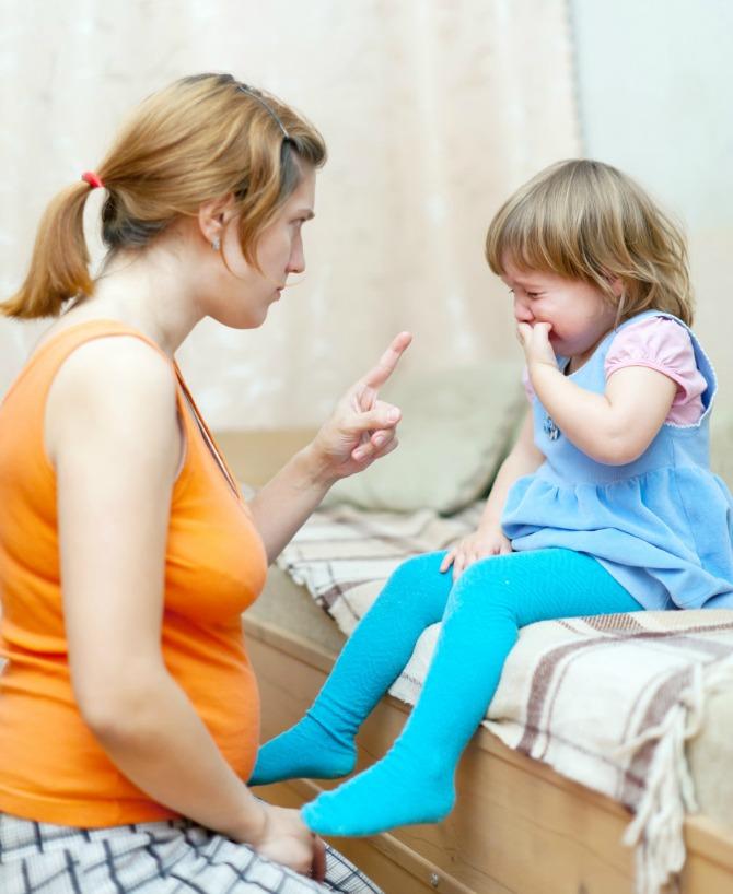 majka i dete1 Ne stvarajte detetu komplekse – zabranjene rečenice