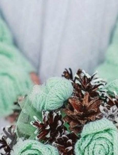 Upotpuni svoje venčanje pletenim detaljima
