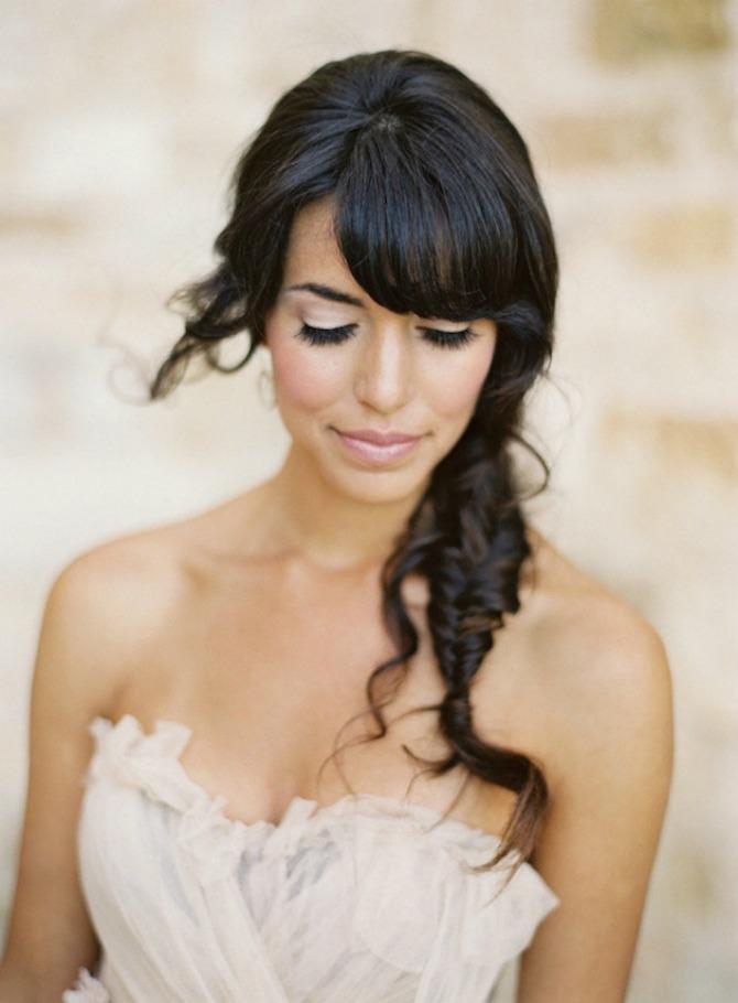 pletenica vencanje21 Ženstvene pletenice za mladu