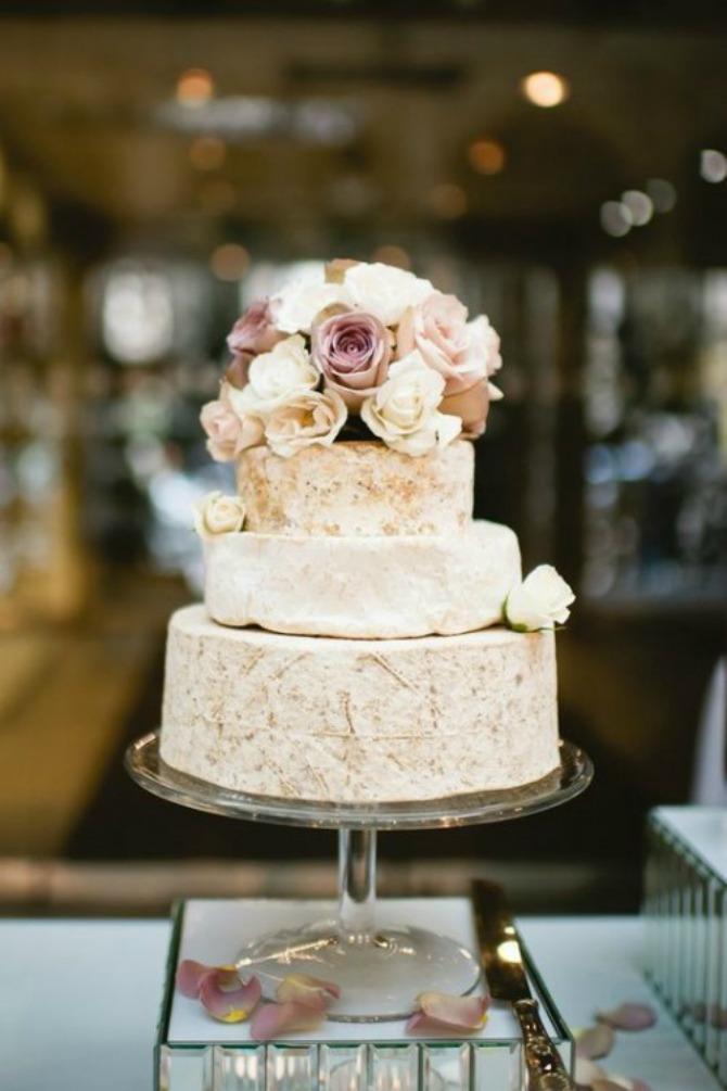torte od sira41 Torte od sira na venčanju zaseniće svaki dezert
