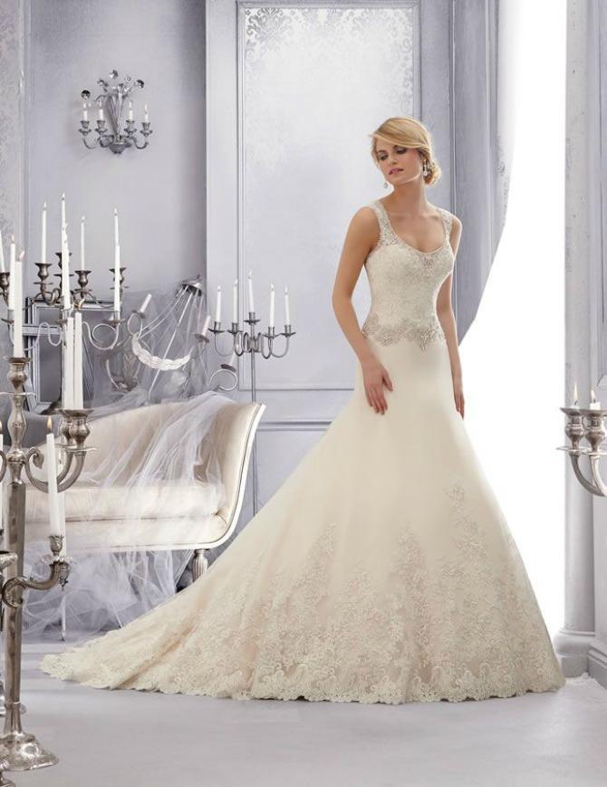 vencanica12 Elegantne zimske venčanice