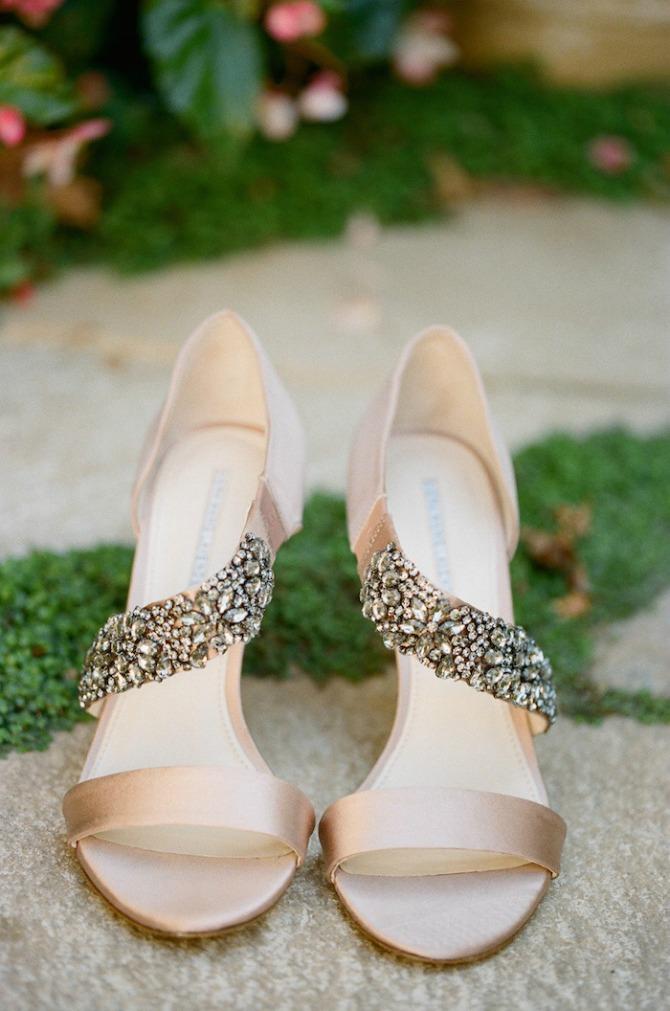 cipele za mladu4 Zablistajte u glamuroznim cipelama na venčanju