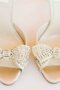 Zablistajte u glamuroznim cipelama na venčanju