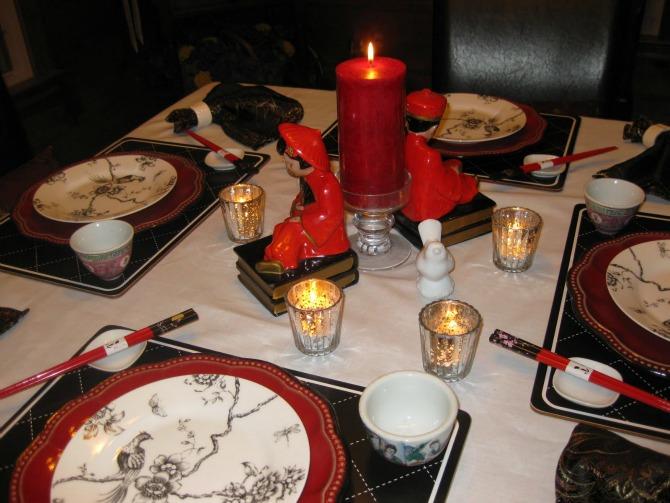 dekoracija stola nova godina Ideje za prazničnu dekoraciju stola