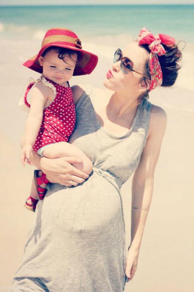 mama i beba Zašto je biti mama najbolji posao na svetu