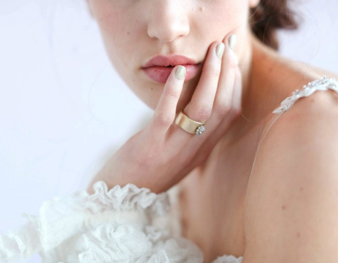 nakit za mladu Klasičan nakit za modernu mladu