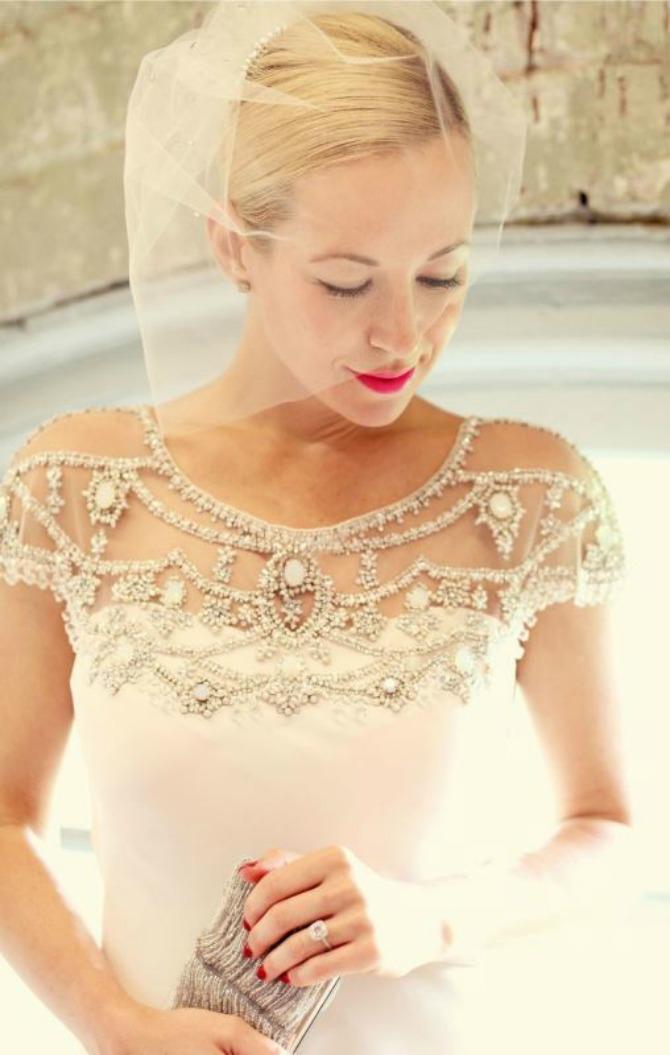 nakit za ramena21 Nakit za ramena za savršen izgled na venčanju