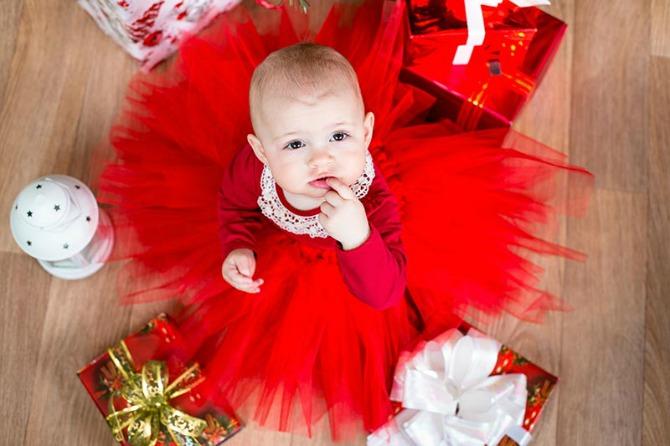 poklon za bebu Šta da poklonite detetu za praznike