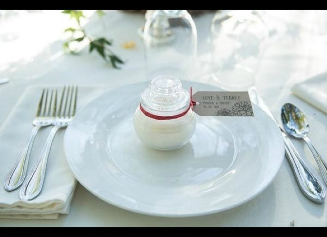 sveca Pokloni za goste kojima će se zvanice istinski obradovati