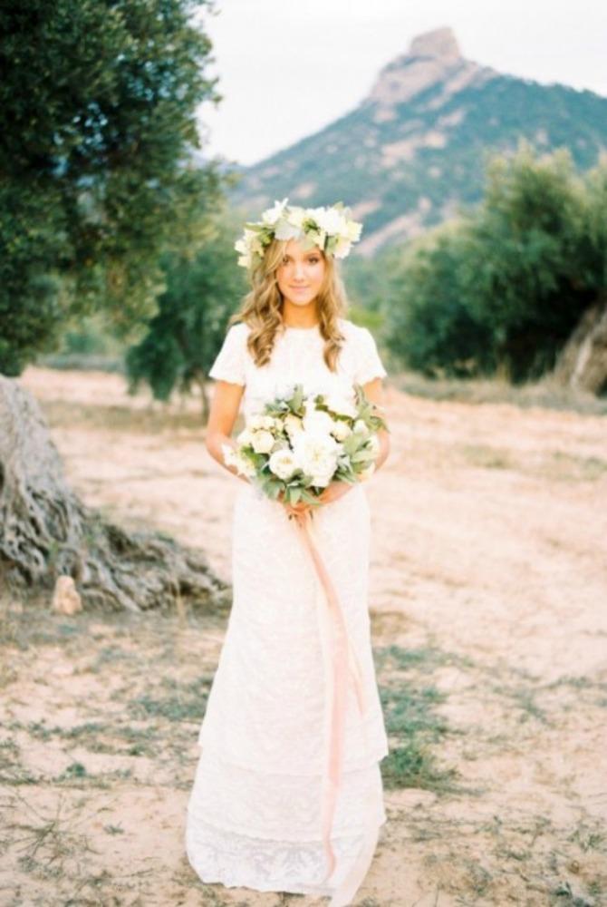 vencanica2 Jednostavne venčanice su najženstvenije
