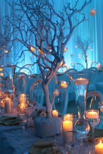 Ideje kako da zimi dekorišete venčanje