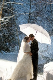 Zimsko venčanje – ekonomičan početak