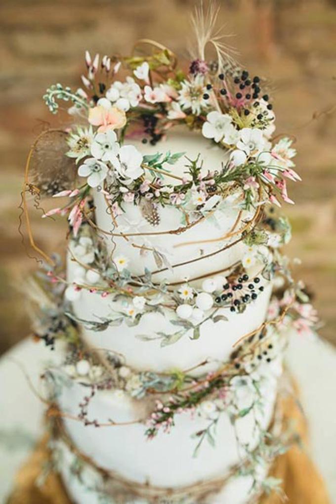 Cvetna dekoracija za venčanje kao iz bajke (GALERIJA
