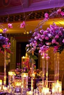 Cvetna dekoracija za venčanje kao iz bajke (GALERIJA)