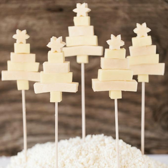 dekoracija hrane na vencanju 2 Interesantna dekoracija hrane za vaše ZIMSKO venčanje
