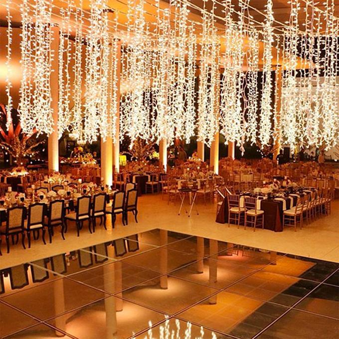 dekoracija plesnog podijuma 2 Najlepši PLESNI PODIJUMI za prvi svadbeni ples