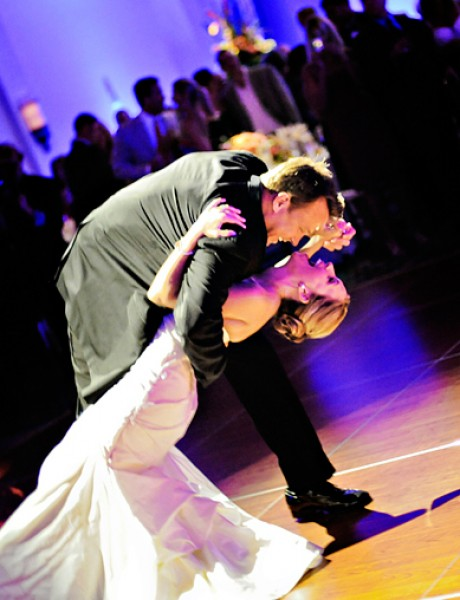 Najlepši PLESNI PODIJUMI za prvi svadbeni ples
