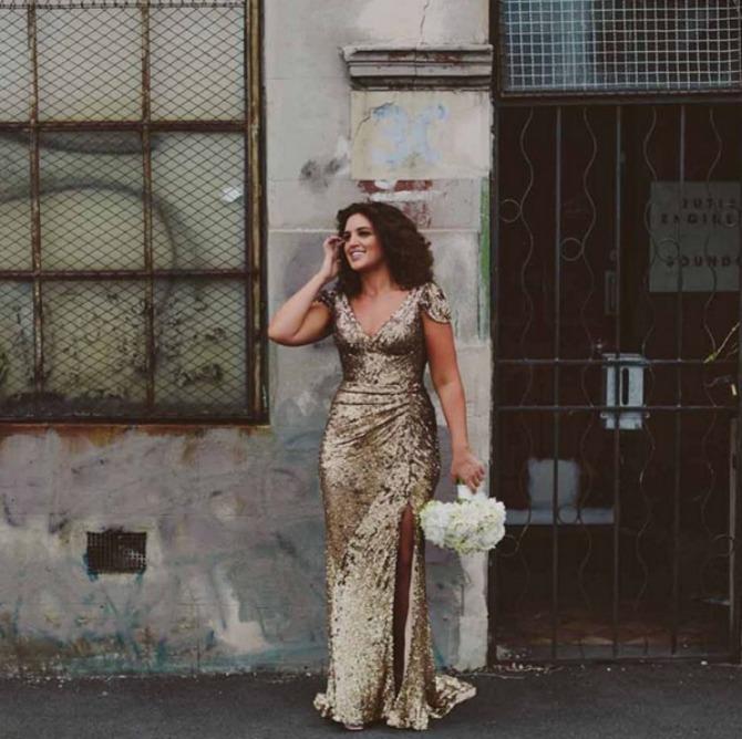 haljina za vencanje1 Recite NE beloj venčanici