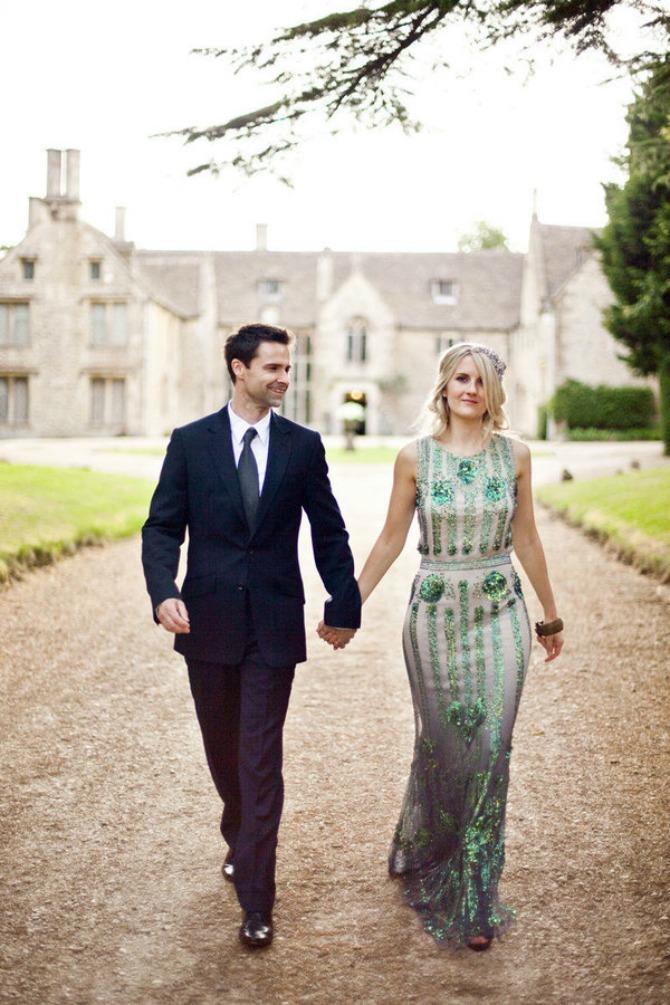 haljina za vencanje3 Recite NE beloj venčanici