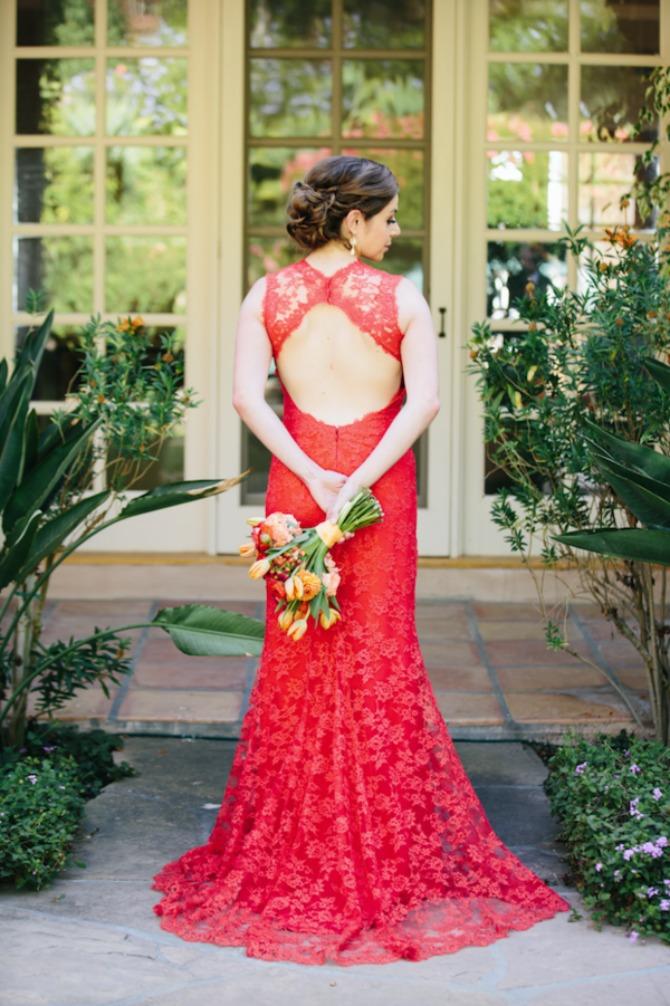 haljina za vencanje4 Recite NE beloj venčanici