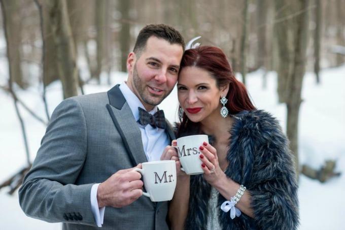 ideje za zimsko vencanje 3 Ideje za zimsko venčanje za pamćenje