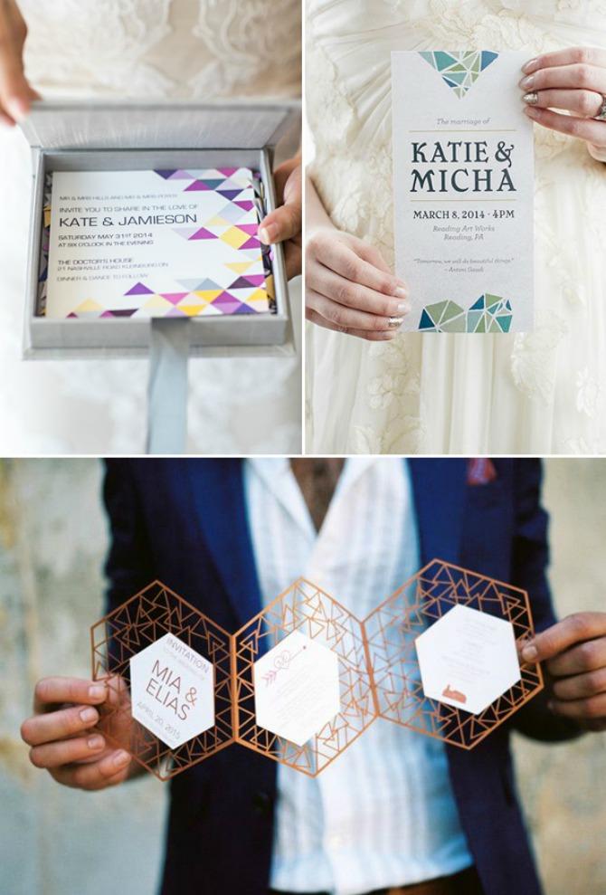 pozivnice2 Kakve POZIVNICE za venčanje će biti u TRENDU ove godine
