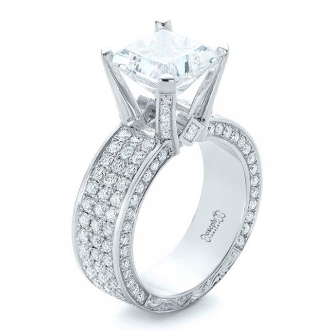 verenicko prstenje 1 Vereničko prstenje koje će biti U TRENDU ove godine