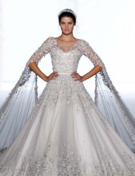 Veličanstvene haute couture toalete kao INSPIRACIJA za venčanje