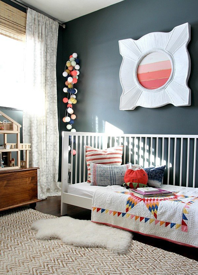 2postavka kreveta Kako da uredite dečiju sobu po Feng Shui metodu?