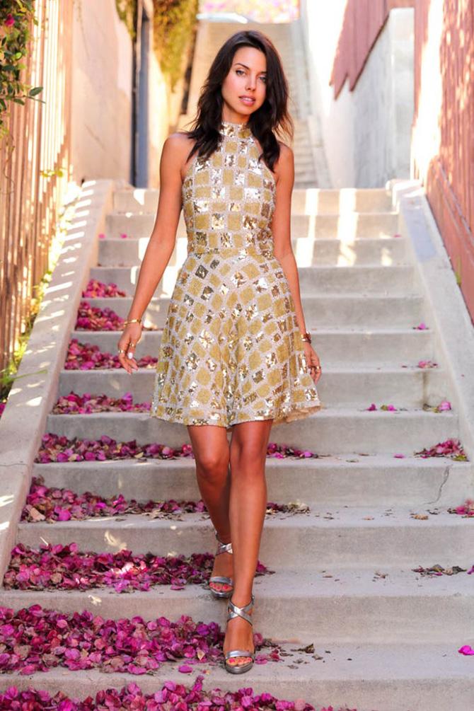 3 zlatna haljina Šta obući kada ste pozvani na venčanje?