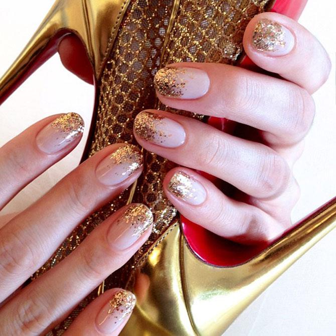 5 Ideje za manikir: METALIK nokti