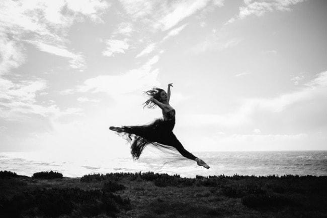 balerina5 min Kada se BALERINA nađe u ulozi mlade