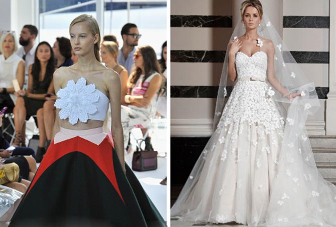 cvetna vencanica Neka vaša venčanica bude ORIGINALNA uz najnovije trendove