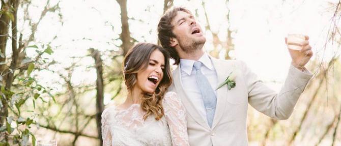 ian somerhalder nciky reef Sve što NISTE ZNALI o venčanju Ijana Somerhaldera i Niki Rid