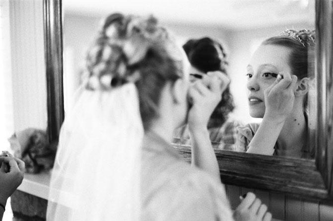 mlada se sminka Ovo nikako NEMOJTE raditi nedelju dana pre venčanja!