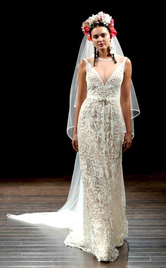 naeem khan min Nedelja mode u Njujorku 2016: Najbolje venčanice