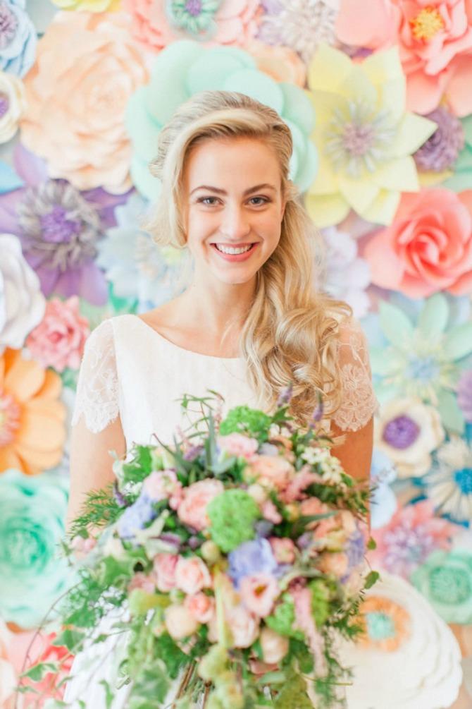 papirno cvece Cveće od papira kao dekoracija? Zašto da ne!