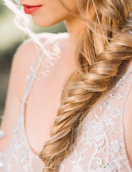 Savršena FRIZURA za venčanje (VIDEO)