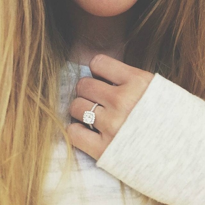 prsten1 min Najlepše vereničko prstenje sa Instagrama