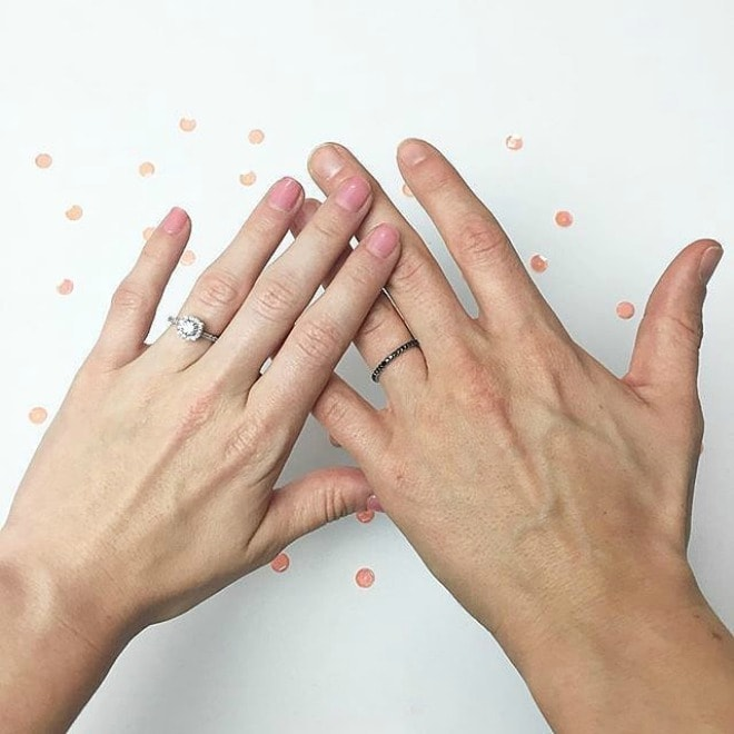 prsten2 min Najlepše vereničko prstenje sa Instagrama